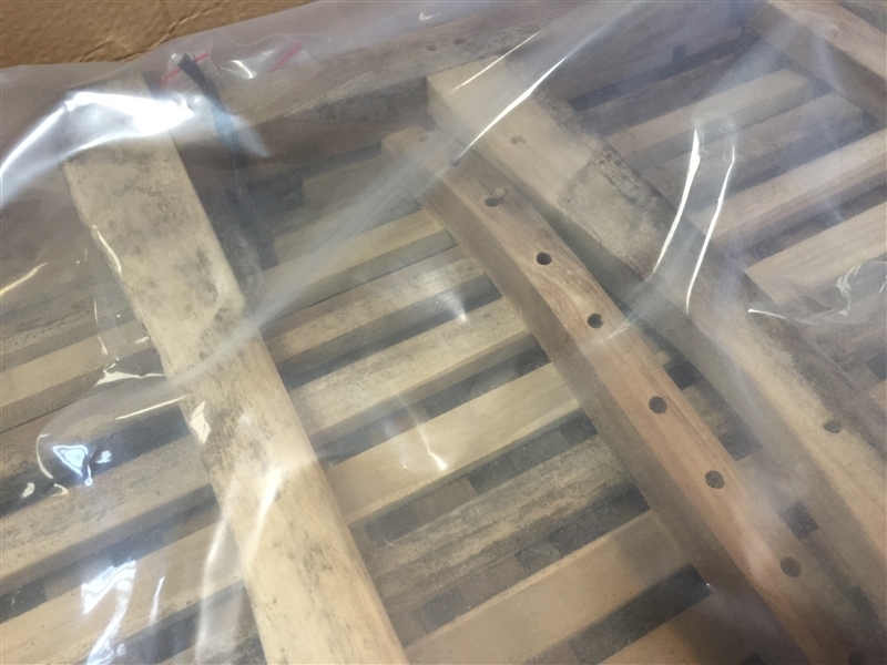 """(9) BENCH LOT 60""""+ Various Styles - Imperfect - SAVE over 50%"""