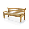 Recycled Benches